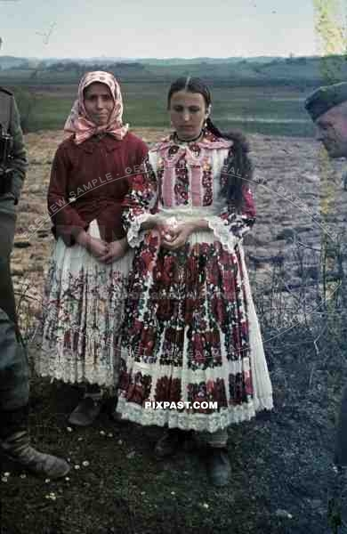The Russian Peasant Woman Of 81